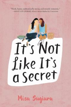 No es como si fuera un secreto, portada del libro