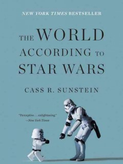 The World According to Star Wars by Carl Sunstein, book cover