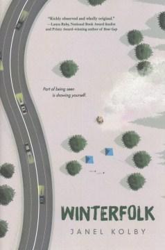 Winterfolk, portada del libro