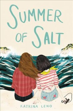 Summer of Salt, portada del libro
