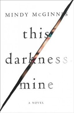 This Darkness Mine, book cover