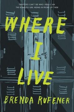 Donde vivo, portada del libro