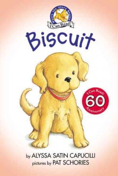 Biscuit, book cover
