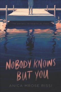 Nadie lo sabe excepto tú, portada del libro