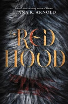 Red Hood, book cover