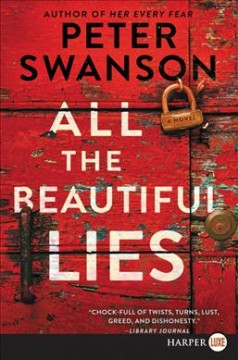 All the beautiful lies : a novel / Peter Swanson.