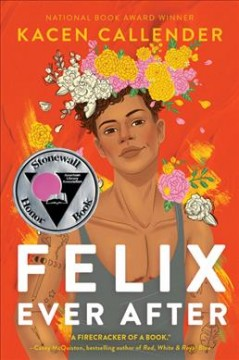 Felix Ever After, book cover