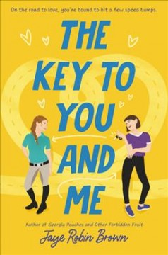 La llave para ti y para mí, portada del libro