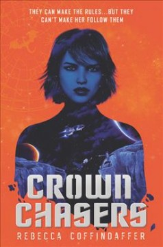 Crownchasers, book cover