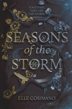 Seasons of the Storm, book cover