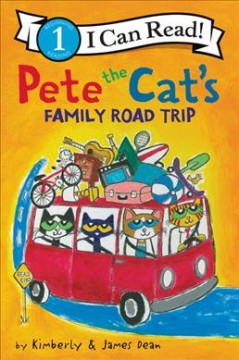 Pete the Catѫs Family Road Trip