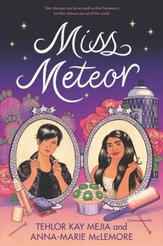 Miss Meteor, portada del libro