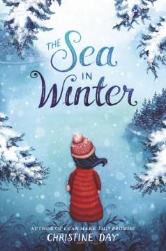 El mar en invierno, portada del libro