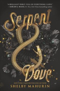 Serpent and Dove (Serpent and Dove, #1), book cover