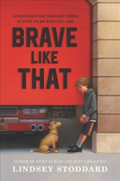 Brave Like That by Lindsey Stoddard