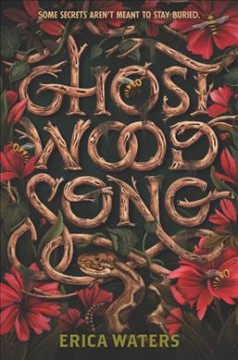 Ghost Wood Song, book cover