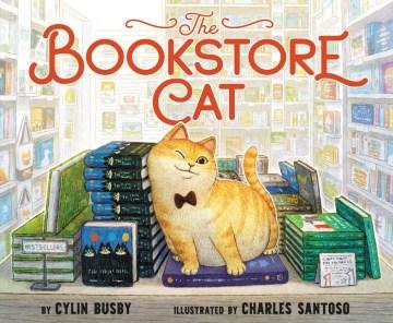 The Bookstore Cat