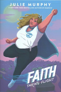 Faith: Taking Flight, book cover