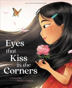 Eyes that Kiss in the Corners, book cover