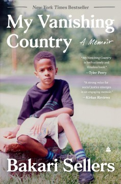 """My Vanishing Country-a memoir"" - Bakari Sellers"