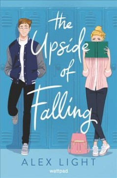 The Upside of Falling, portada del libro