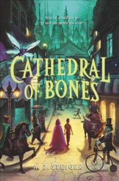 Cathedral of bones by A.J. Steiger.