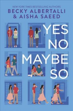Yes No Maybe So, book cover