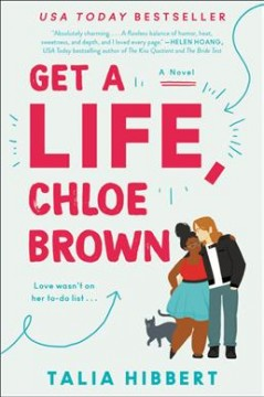 Get a Life, Chloe Brown, book cover