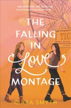 The Falling in Love Montage, book cover