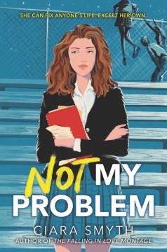 No es mi problema, portada del libro