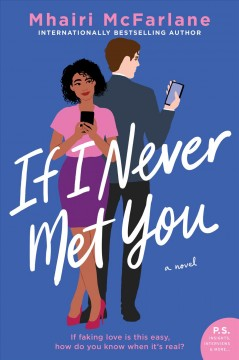 If I Never Met You – Mhairi McFarlane