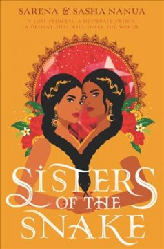 Sisters of the Snake, book cover