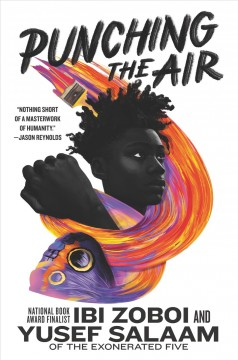 Punching the Air, book cover