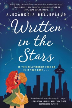 Written in the Stars, book cover