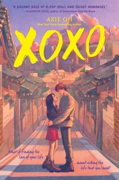XOXO, portada del libro