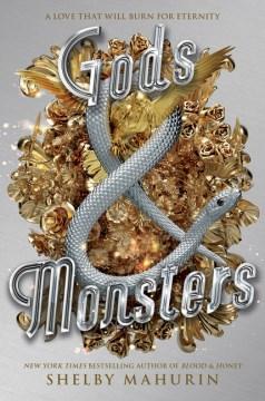 Dioses y monstruos, portada del libro