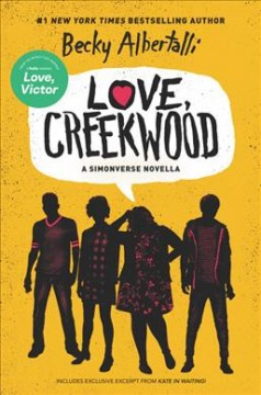 Love, Creekwood, book cover