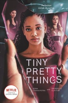 Tiny Pretty Things, portada del libro