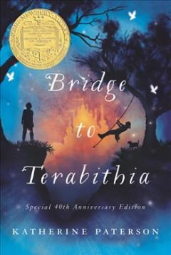Bridge to Terabithia, book cover