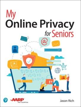 Mi privacidad en línea para personas mayores, portada del libro