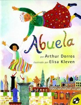 Abuela, book cover