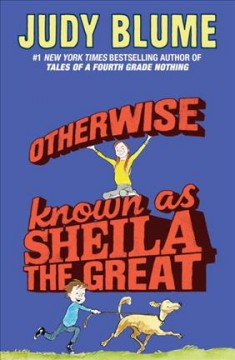 Otherwise Known as Sheila the Great, book cover