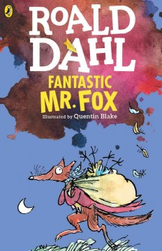 Fantastic Mr Fox, book cover