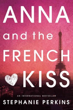 Anna and the French Kiss, book cover