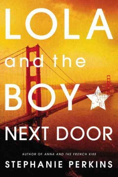 Lola and the Boy Next Door, book cover