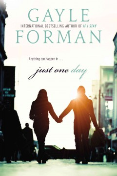 Just One Day,, book cover