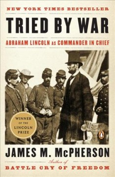 Tried by war : Abraham Lincoln as Commander in Chief / James M. McPherson.