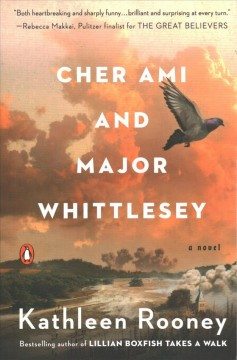 """""""Cher Ami and Major Whittlesey""""  - Kathleen Rooney"""