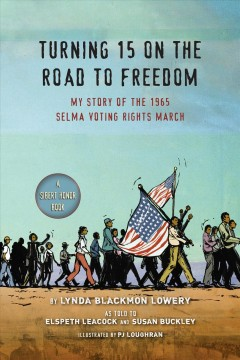 Turning 15 on the Road to Freedom, book cover