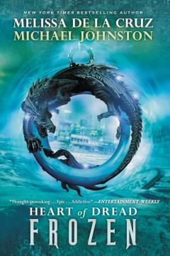 Frozen, book cover